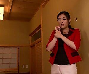 Shizuka Kanno, Rina Fukada in asiatiche lesbiche diventano birichine, hd