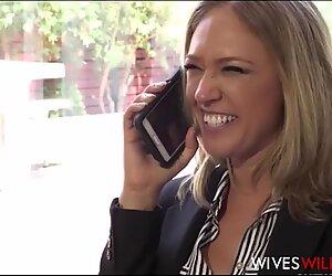 Hot Big Tits MILF Cheating Wife Fucks Rap Star To Sell House