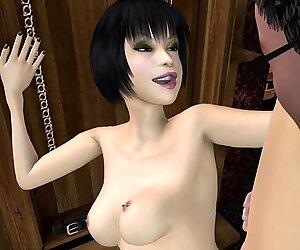 Ho detto cattivi diritti di selezione hentai (porno gioco 3d hmv)