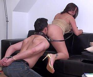 Fetish Girls enjoy if guys lick their ass