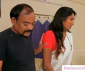 fat arse Indian Bhabhi fuck-a-thon With Servent