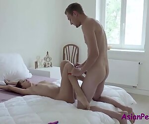 Asian Slut Setting Appointment With White Cock- Paula  Shy