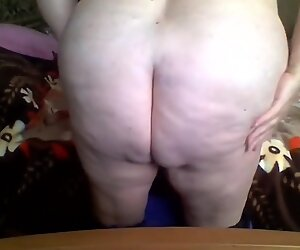 Fat Granny Skype