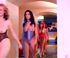 European Striptease Party