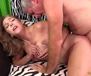 Golden Slut - Older Beauties Doggie Comp