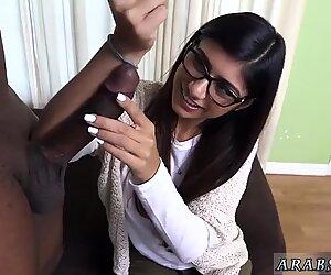 Giappone ragazzo bianco ragazza autobus xxx Mia Khalifa prova una grande nera verga - Renata Black