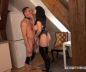 Fat Pornstar Tries Brothers Cock
