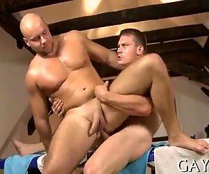 Homo massage therapy