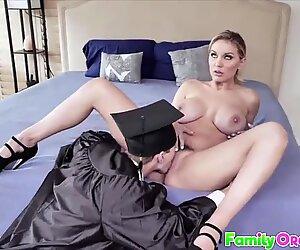 Kenzie Taylor Fucks Graduated Step Son - FamilyOrgasm.com