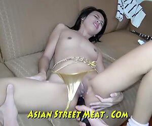 Skin Tight Ass Bugger Asian Sperm Resovoir