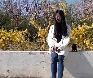 Cinese dominatrice-fetish piedi