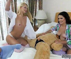 First time hairy lesbian Bear Necessities - Kiley Jay