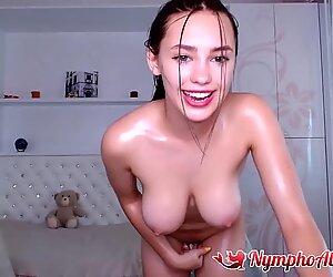 Amazing Big Tits Cam Girl