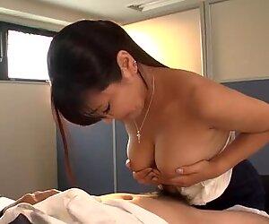 Yu Shinohara nasty porn play at the office