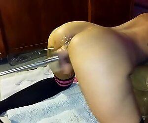 fucking machine squirting
