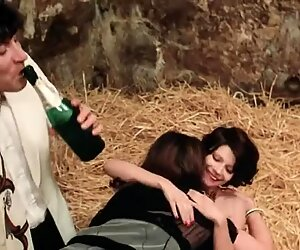 Pigsty Champagne Orgy