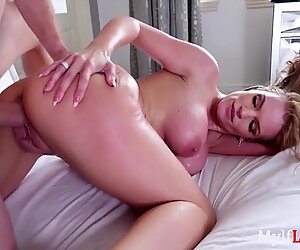 Mom Caught Son Jerking And Helps Him- Rachael Cavalli