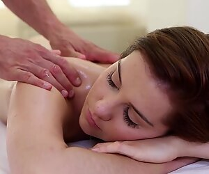 Massage with large extra for Kasey Warner