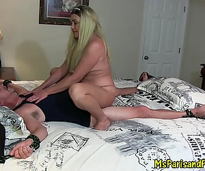 My Sister in Law Cums Over to Get Her Pussy Filled Up