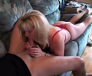 A youthfull Pornhubber came over for a oral pleasure. He was well taken care of :)