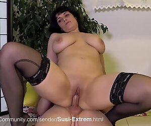 Deutsche mit fetten titten beim trombare
