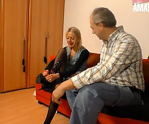 AmateurEuro - German Wife Margit S. Has Hard Sex With Neighbor
